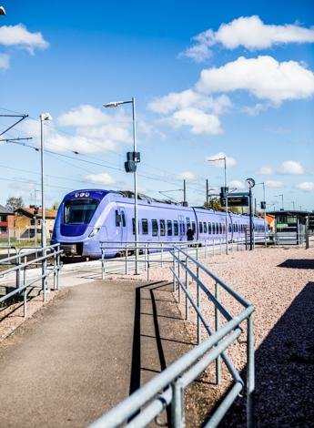 Tåg till Markaryd