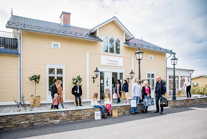 Stationshuset Markaryd c/o Markaryd