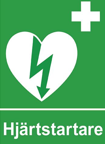 hjärtstartare Markaryd